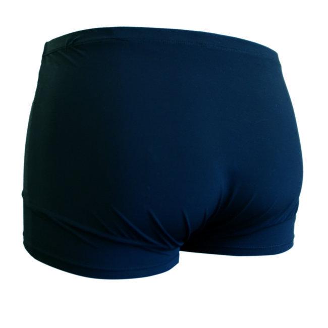 boxer fuites urinaires mod r es pour homme bleu. Black Bedroom Furniture Sets. Home Design Ideas