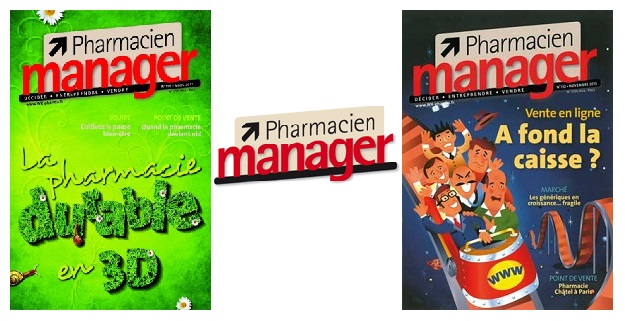 Pharmacien Manager & Filigrame